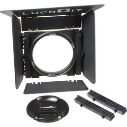 Formatt Hitech Lucroit 100mm Filter Holder Kit with Sigma 10-20mm f/3.5 EX DC HSM Lens Adapter Ring