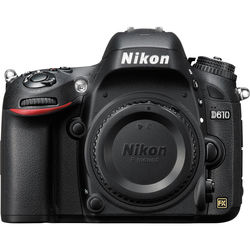 Nikon D610 DSLR Camera (Body Only, Refurbished)