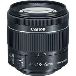 Canon EF-S 18-55mm f/4-5.6 IS STM Lens