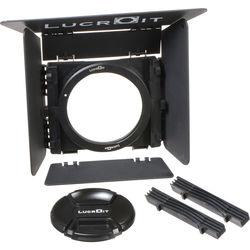 Formatt Hitech Lucroit 100mm Filter Holder Kit with Canon EF 28-300mm f/3.5-5.6 L IS USM Lens Adapter Ring