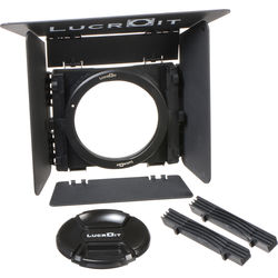 Formatt Hitech Lucroit 100mm Filter Holder Kit with Sigma 24-70mm f/2.8 IF EX DG HSM Lens Adapter Ring