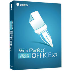 Corel WordPerfect Office X7 Home & Student Edition for Windows (Mini-Box)