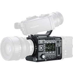 "Sony PMWF5LCDPROMO PMW-F5 with 4K Upgrade Installed and DVF-L350 3.5"" LCD Viewfinder"