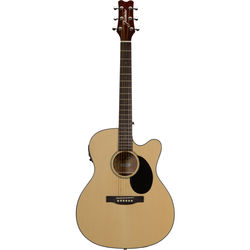 JASMINE JO-36CE Orchestra Acoustic/Electric Guitar (Natural)