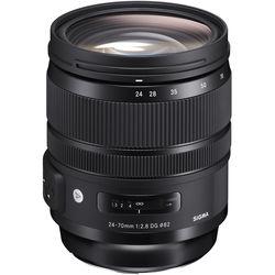 Sigma 24-70mm f/2.8 DG OS HSM Art Lens for Sigma SA