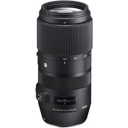 Sigma 100-400mm f/5-6.3 DG OS HSM Contemporary Lens for Sigma SA