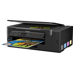 Epson Expression ET-2650 EcoTank All-in-One Inkjet Printer