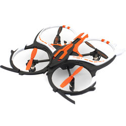 snakebyte Zoopa Q165 Quadcopter (Black/Orange/White)