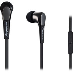 Pioneer SE-CL722T In-Ear Stereo Headphones (Black)