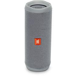 JBL Flip 4 Wireless Portable Stereo Speaker (Gray)