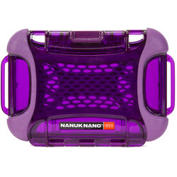 Nanuk Nano 310 Protective Hard Case (Purple)