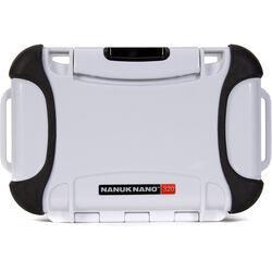 Nanuk Nano 320 Protective Hard Case (White)