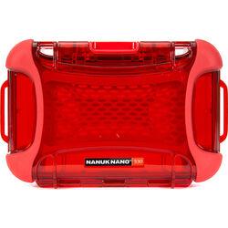Nanuk 330 NANO Series Hard Case (Red)