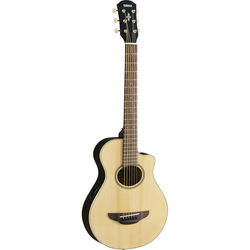 Yamaha APXT2 3/4-Size Thinline Acoustic/Electric Cutaway Guitar (Natural)