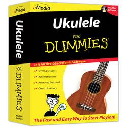 eMedia Music Ukulele For Dummies (Electronic Download, Windows)