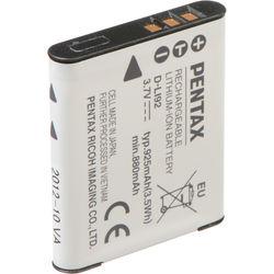 Pentax D-LI92 Rechargeable Li-Ion Battery for Pentax X70 Digital Camera