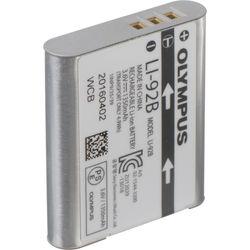 Olympus LI-92B Rechargeable Lithium-Ion Battery (3.6V, 1350mAh)