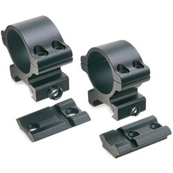 Tasco 30mm Non-Tactical Rings (High, Clamshell)