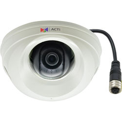 ACTi E99M 3MP Day/Night Mobile Vehicle Outdoor Mini Dome Camera with Extreme WDR and SLLS