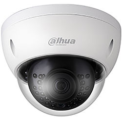 Dahua Technology Pro Series N44BL52 4MP Outdoor Network Dome Camera with Night Vision and 2.8mm Lens (White)