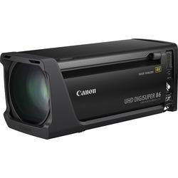 Canon UHD Digisuper 86 Broadcast Lens With Semi Servo Controls