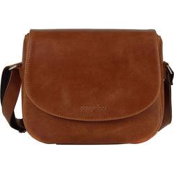 POMPIDOO Geneva Camera Bag (Aged-Looking Brown)