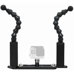"""Bigblue Extendable Camera Tray with Two 7"""" Flexible Arms"""