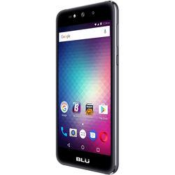 BLU Grand X G090Q 8GB Smartphone (Unlocked, Gray)