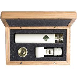 Soyuz Microphones SU-013 Small Diaphragm FET Microphone Set (Cream/Brass)