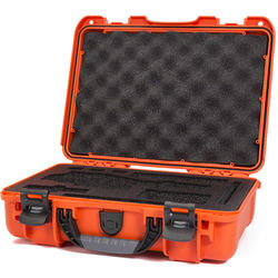 Nanuk 910 Waterproof Hard Case with Insert for DJI Osmo Series (Orange)