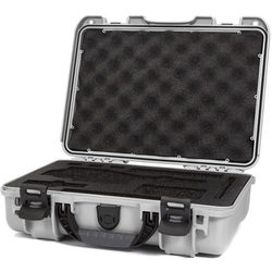 Nanuk 910 Waterproof Hard Case with Insert for DJI Osmo Series (Silver)