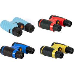 Lunt Solar Systems 8x32 White Light SUNoculars Binocular (Blue) with Three 6x30 minis Kit