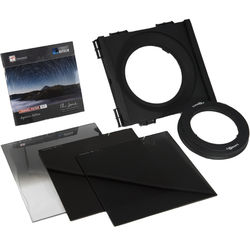 Formatt Hitech 165mm Firecrest Elia Locardi Signature Edition Travel Filter Kit for Zeiss 15mm f/2.8 Lens