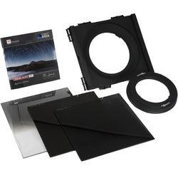 Formatt Hitech 165mm Firecrest Elia Locardi Signature Edition Travel Filter Kit for Nikon 14mm f/2.8D Lens