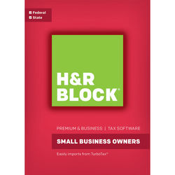 H&R Block 16 Premium & Business (Download, Windows)
