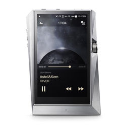 Astell&Kern AK380SS Package with Amp SS and Van Nuys Carry Case (Stainless Steel)