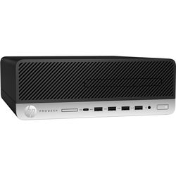 HP ProDesk 600 G3 Small Form Factor Desktop Computer