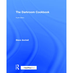 Focal Press Book: The Darkroom Cookbook (4th Edition, Hardcover)
