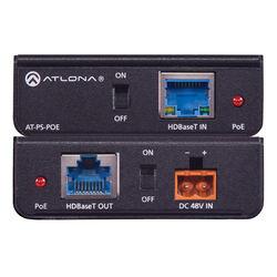 Atlona 48V Power over Ethernet Mid-Span Power Supply