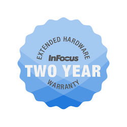 "InFocus 2-Year Extended Hardware Warranty for 85"" JTouch Display"