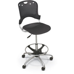 Balt Circulation Stool for Sit-Stand Desks