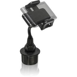 Bracketron TekGrip Expandable Cup Holder Mount for Select Smartphones and Portable Devices