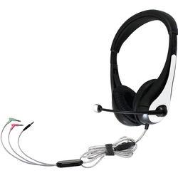 HamiltonBuhl TriosAir Personal Multimedia Headset with Gooseneck Microphone