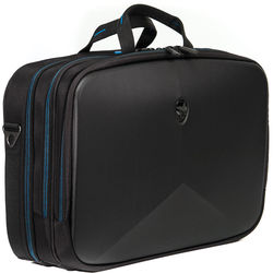 "Mobile Edge Checkpoint Friendly Briefcase for Alienware Vindicator 2.0 15.6"" R3 (Black)"