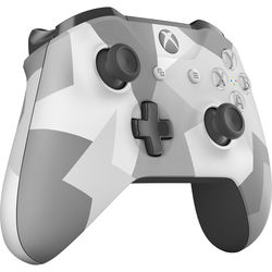 Microsoft Xbox One Wireless Controller (2016 Version, Winter Forces)