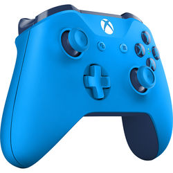 Microsoft Xbox One Wireless Controller (2016 Version, Blue)