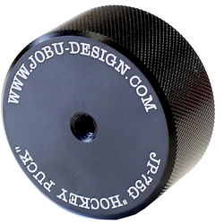 Jobu Design Hockey Puck Counterweight for Lightweight DSLR Cameras