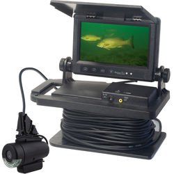 Aqua-Vu Color Underwater Video Camera with Zoom (Infrared)