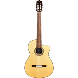Cordoba 12 Natural Fusion Series Nylon-String Acoustic/Electric Guitar (Spruce Top)