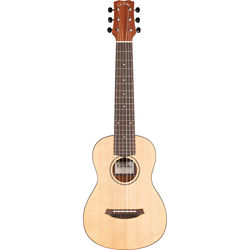 Cordoba Mini M Travel Nylon-String Classical Guitar with Gig Bag